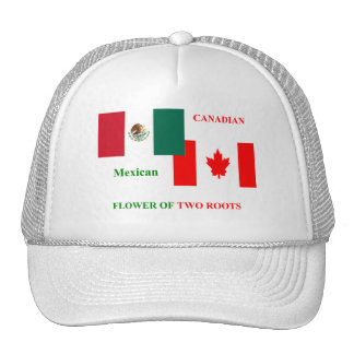 MEXICAN-CANADIAN HAT