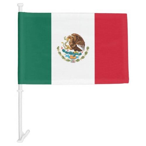 Mexican car window flag  Mexico pride