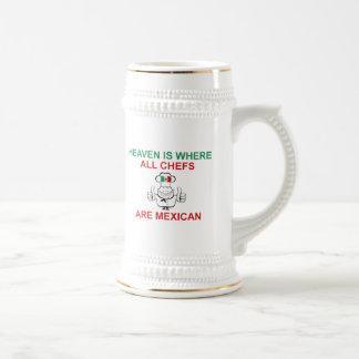 Mexican Chefs Mug