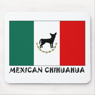Mexican Chihuahua Mouse Pad