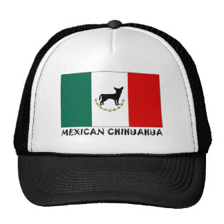 Mexican Chihuahua Trucker Hat