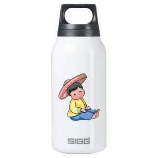 MEXICAN CHILD SIGG THERMO 0.3L INSULATED BOTTLE