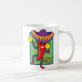 Mexican Chili Classic White Coffee Mug