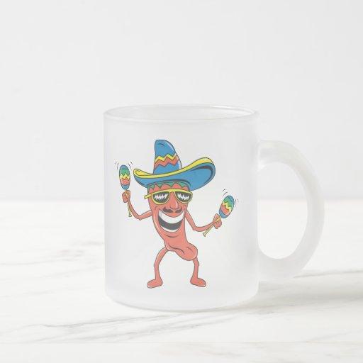 Mexican Chili Pepper Coffee Mug