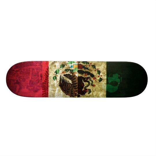 Mexican cholo  skateboard