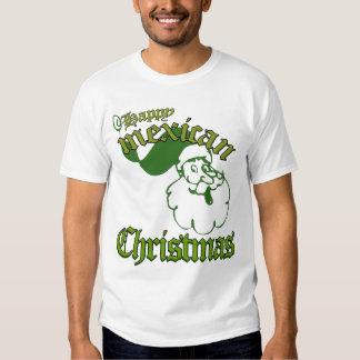 Mexican Christmas T Shirt