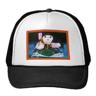 Mexican cloth doll Cap Trucker Hat