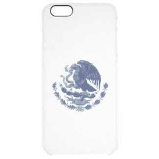 Mexican coat of arms clear iPhone 6 plus case