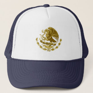 Mexican coat of arms hat