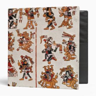 Mexican codex vinyl binder