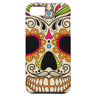 Mexican color skull iPhone SE/5/5s case