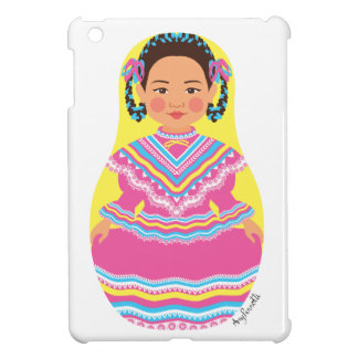 Mexican Dancer Matryoshka iPad Mini Case