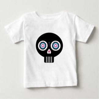 Mexican Day of the Dead 'Dia de Muertos' Skull Infant T-shirt