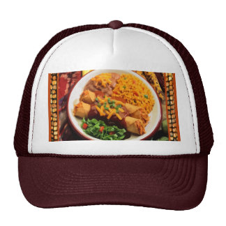Mexican Dinner Cap Trucker Hat