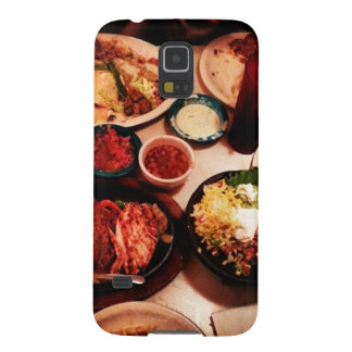 Mexican Dinner Galaxy S5 Covers
