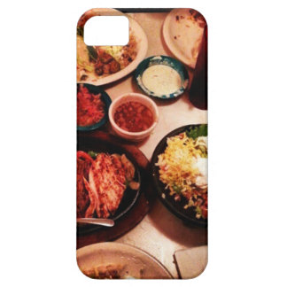 Mexican Dinner iPhone SE/5/5s Case