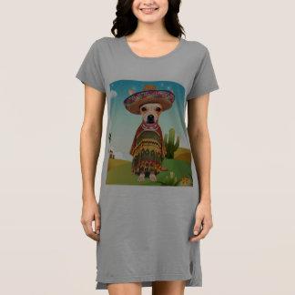 Mexican dog ,chihuahua dress