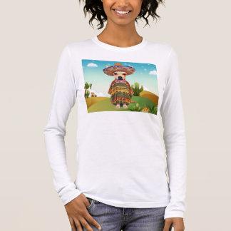 Mexican dog ,chihuahua long sleeve T-Shirt