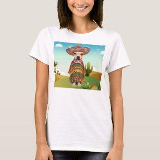 Mexican dog ,chihuahua T-Shirt