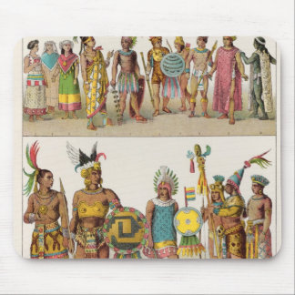 Mexican Dress Mouse Pad