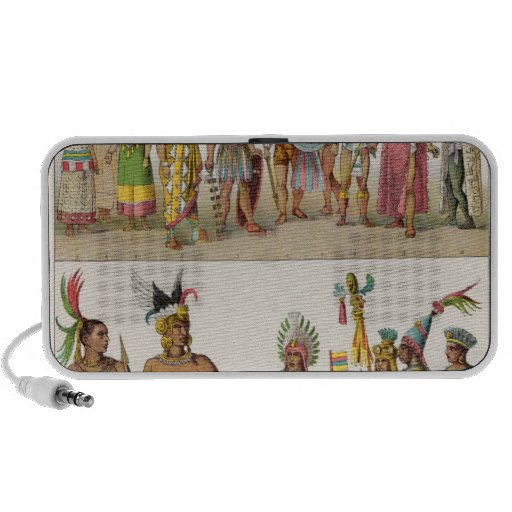 Mexican Dress Travel Speakers