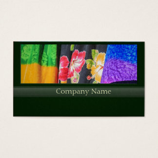 Mexican Dresses Business Card