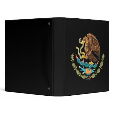 NativeSon01 Mexican Eagle Binder