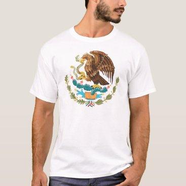 NativeSon01 Mexican Eagle T-Shirt
