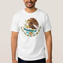 Mexican Eagle T Shirts
