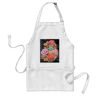 Mexican Embroidery design Apron