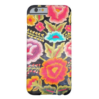 Mexican Embroidery design Barely There iPhone 6 Case