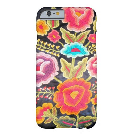 Mexican Embroidery design iPhone 6 Case