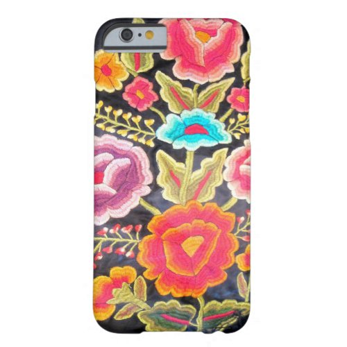 Mexican Embroidery design Phone Case