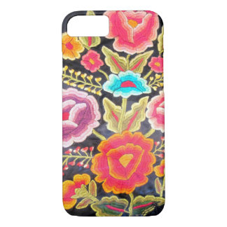 Mexican Embroidery design iPhone 7 Case