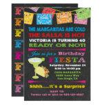 Mexican Fiesta Birthday Party Invitation at Zazzle