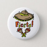 Mexican Fiesta button