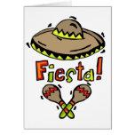 Mexican Fiesta card