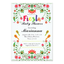 Mexican Fiesta Cinco De Mayo Party Invitation