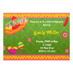 Mexican Fiesta Invitation