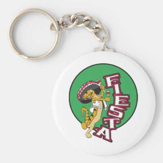 Mexican Fiesta Keychain