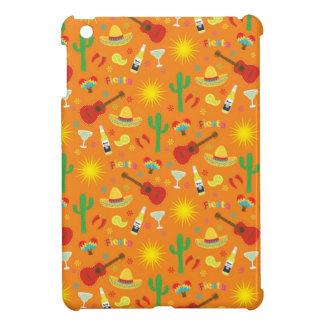Mexican Fiesta Orange iPad Mini Case