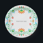 "Mexican Fiesta Party Paper Plates<br><div class=""desc"">Mexican Fiesta Party Paper Plates</div>"