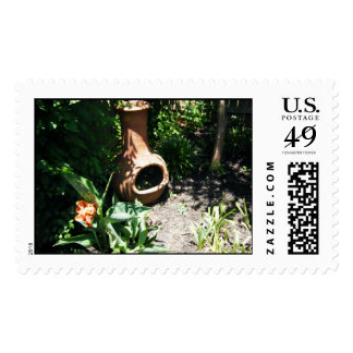 Mexican Firepit Postage