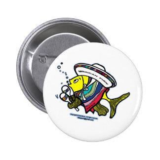 Mexican fish pin