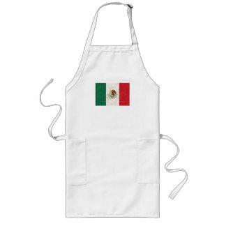 MEXICAN FLAG Apron
