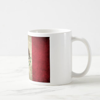 Mexican Flag Coffee Mug