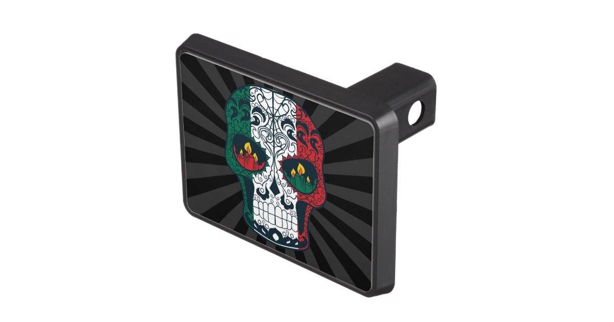 Car Cover Mexican Flag