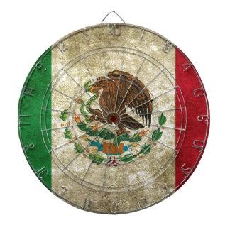 Mexican Flag Dart Board