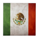 Mexican Flag Designs Tiles