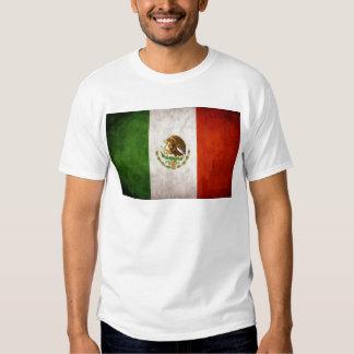 Mexican Flag Designs Tshirts